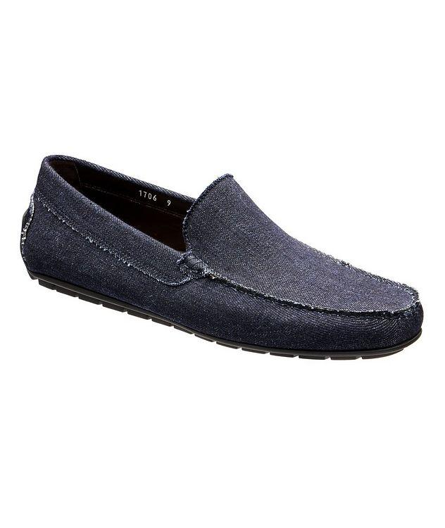 Keenan Denim Driving Shoes picture 1