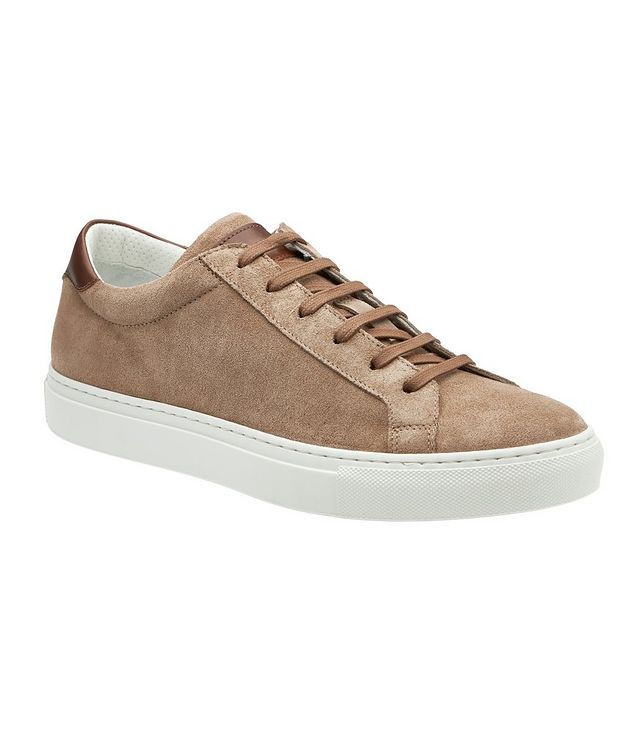 Pacer Suede Sneakers picture 1