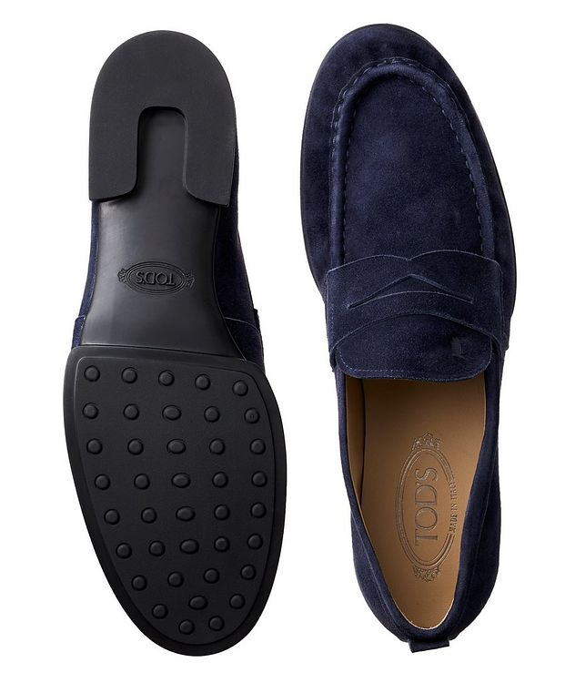 Suede Loafers picture 3