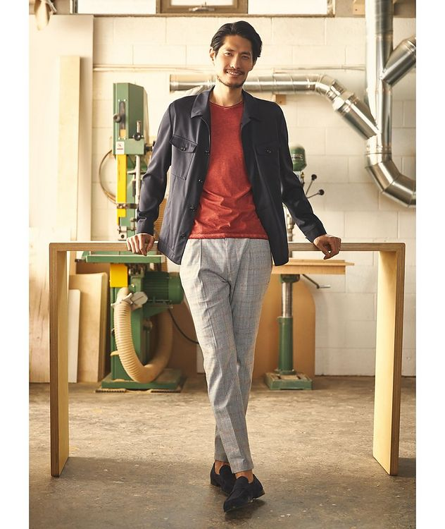 Suede Loafers picture 4