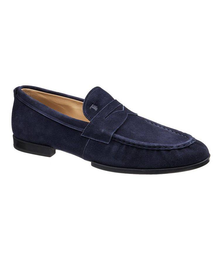 Suede Loafers image 0