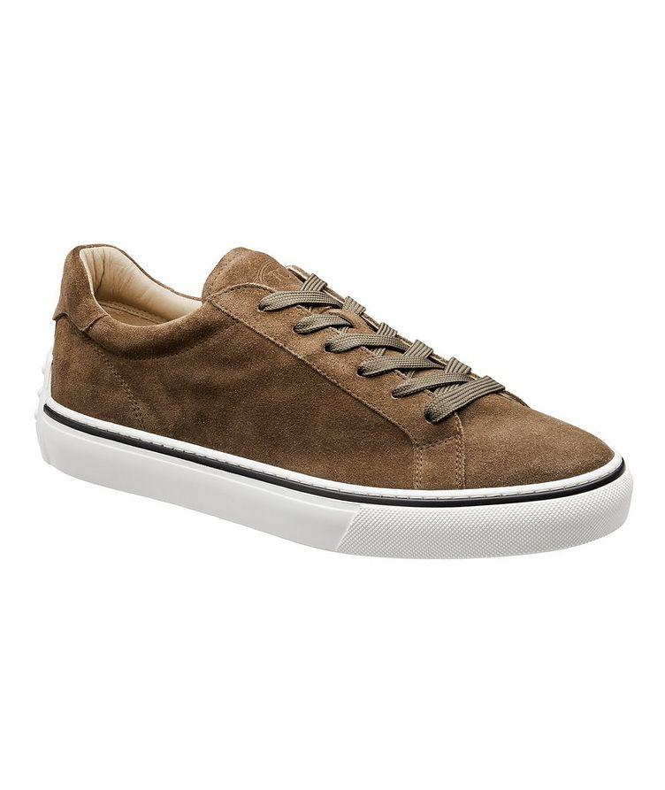Suede Sneakers image 0