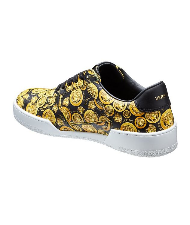 Ilus Medusa Amplified Leather Sneakers picture 2