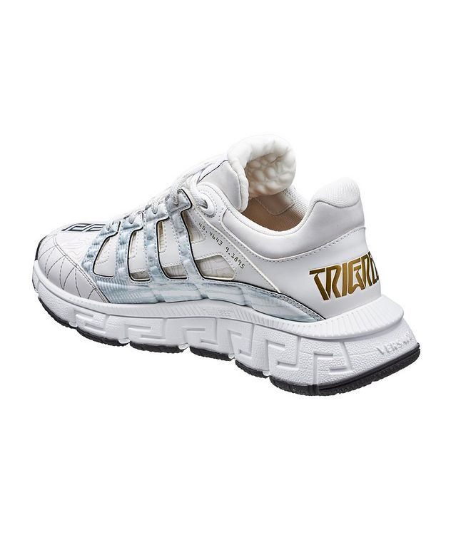 Trigreca Multi-Texture Sneakers picture 2