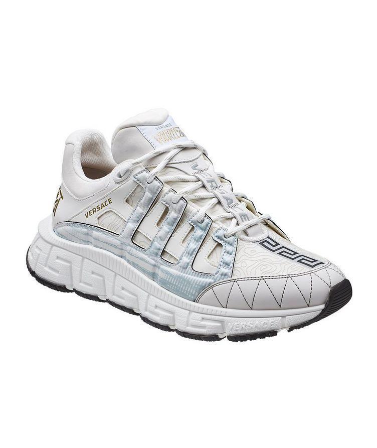 Trigreca Multi-Texture Sneakers image 0