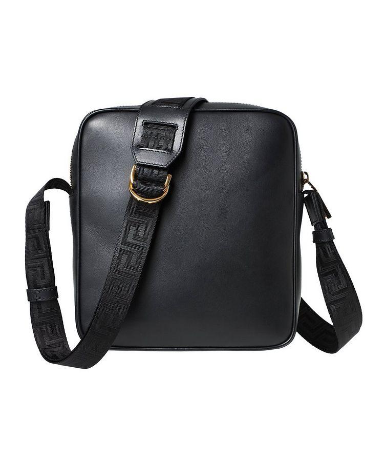 Medusa Leather Messenger Bag image 1