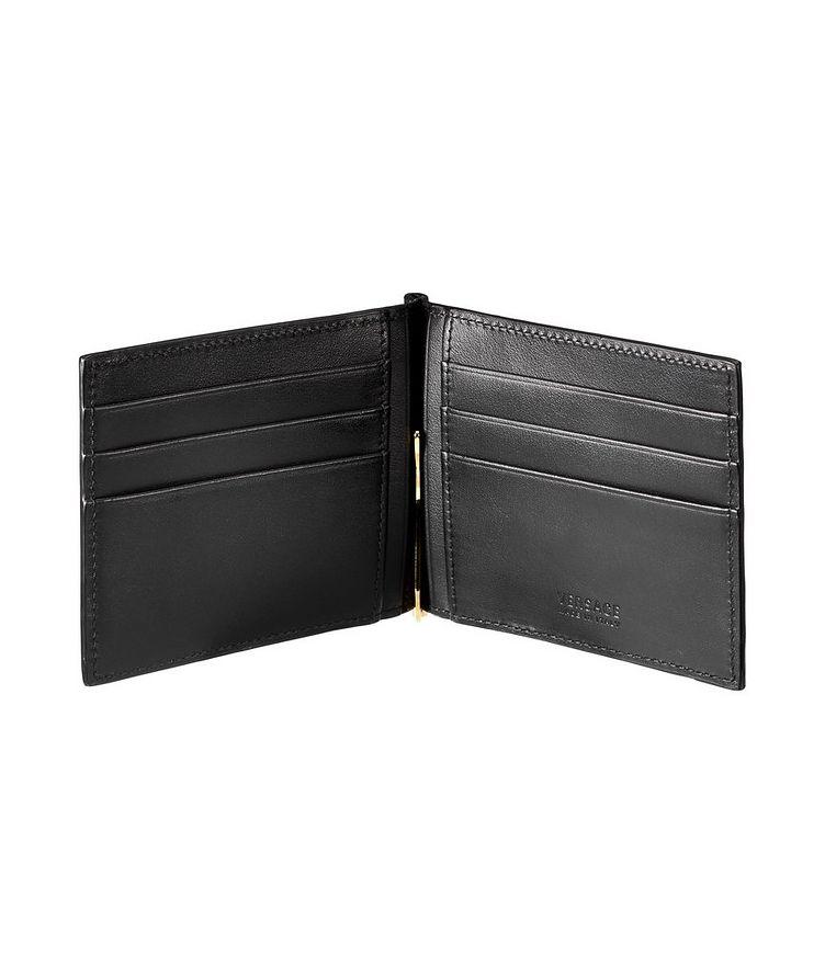Medusa Calfskin Bifold Wallet with Money Clip image 1