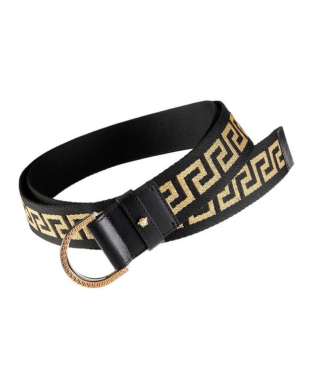 Woven Pattern Belt picture 1