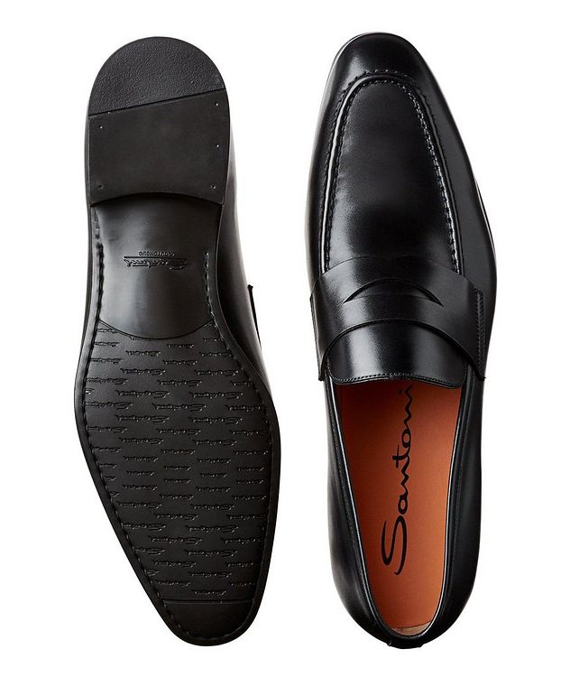 Calfskin Penny Loafers picture 3