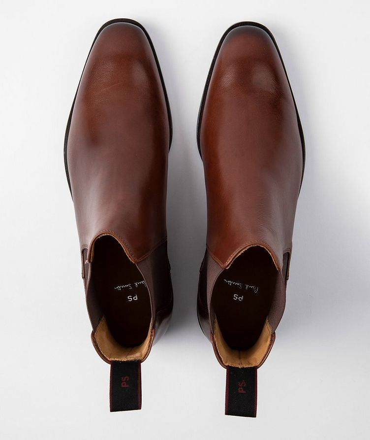 Gerald Leather Chelsea Boots image 1