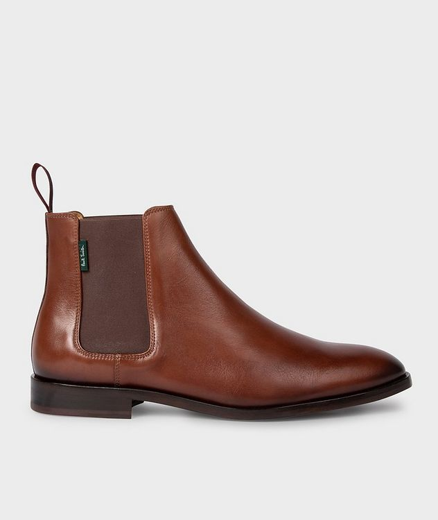 Gerald Leather Chelsea Boots picture 4