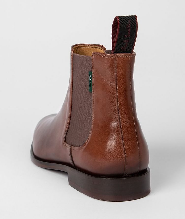 Gerald Leather Chelsea Boots image 4
