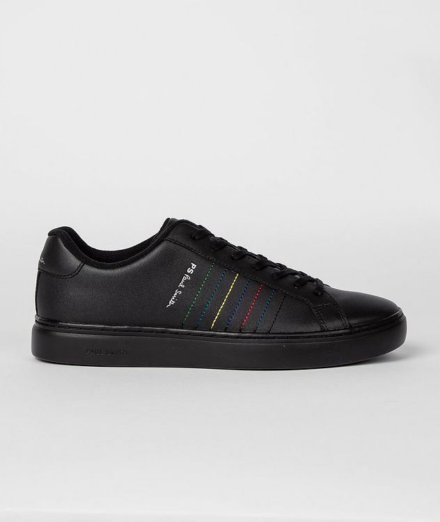 Rex Leather Sneakers picture 3