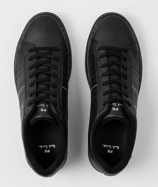Rex Leather Sneakers picture 1