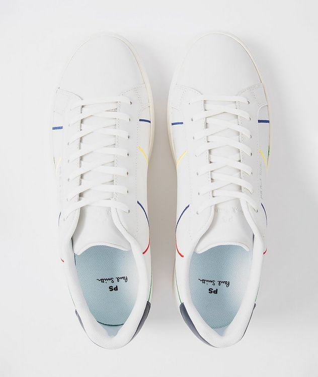 Rex Leather Sneakers picture 2
