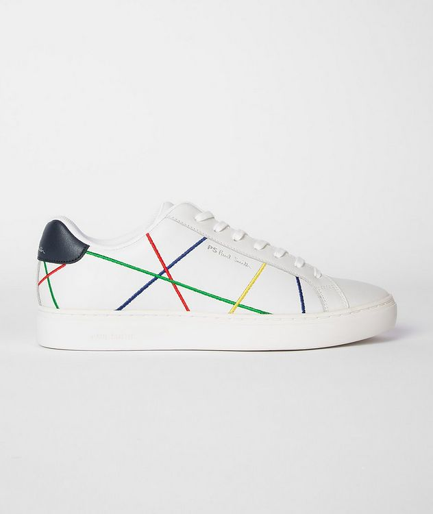 Rex Leather Sneakers picture 4