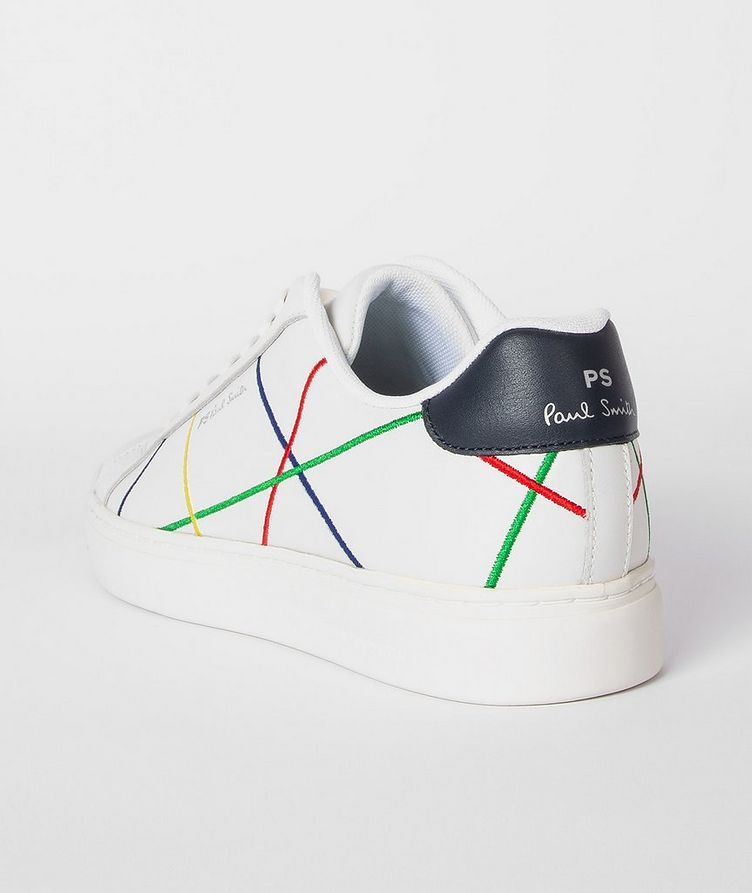 Rex Leather Sneakers image 4