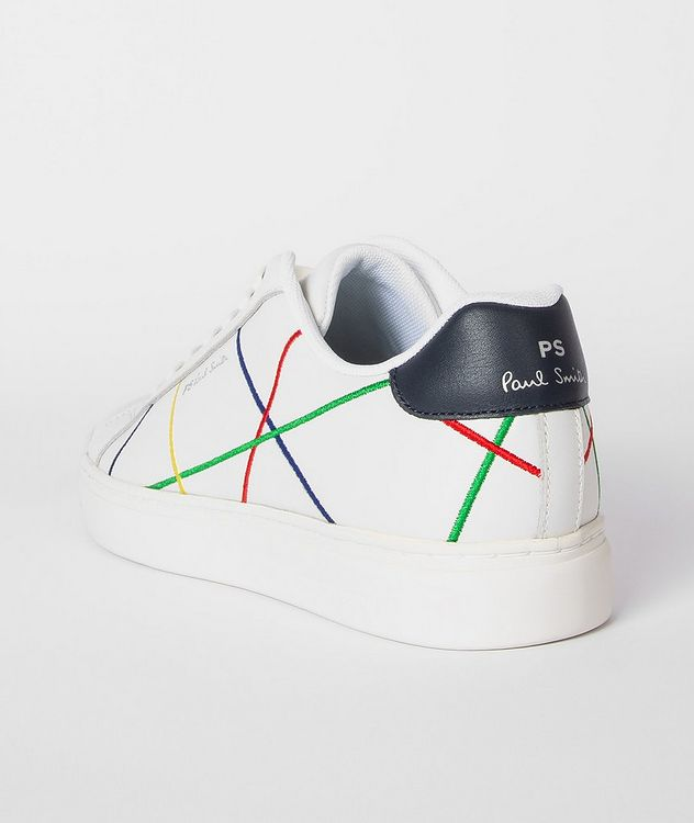 Rex Leather Sneakers picture 5