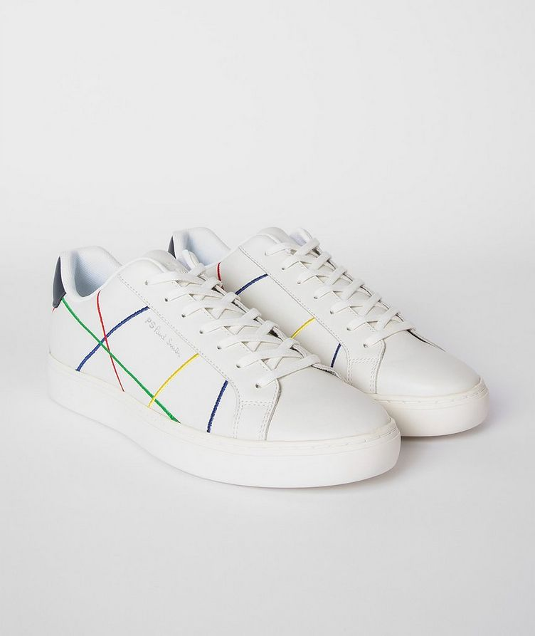 Rex Leather Sneakers image 0