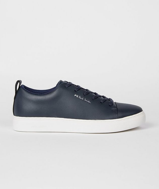 Lee Leather Sneakers picture 4