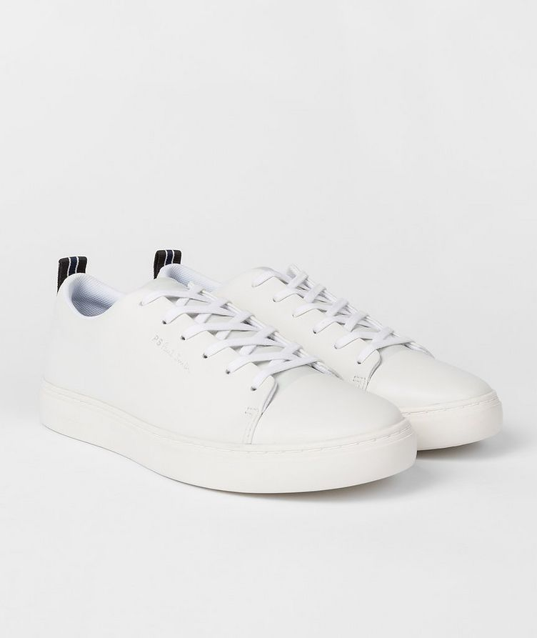 Lee Leather Sneakers image 0
