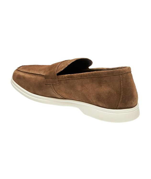 Bristol Suede Loafers picture 2