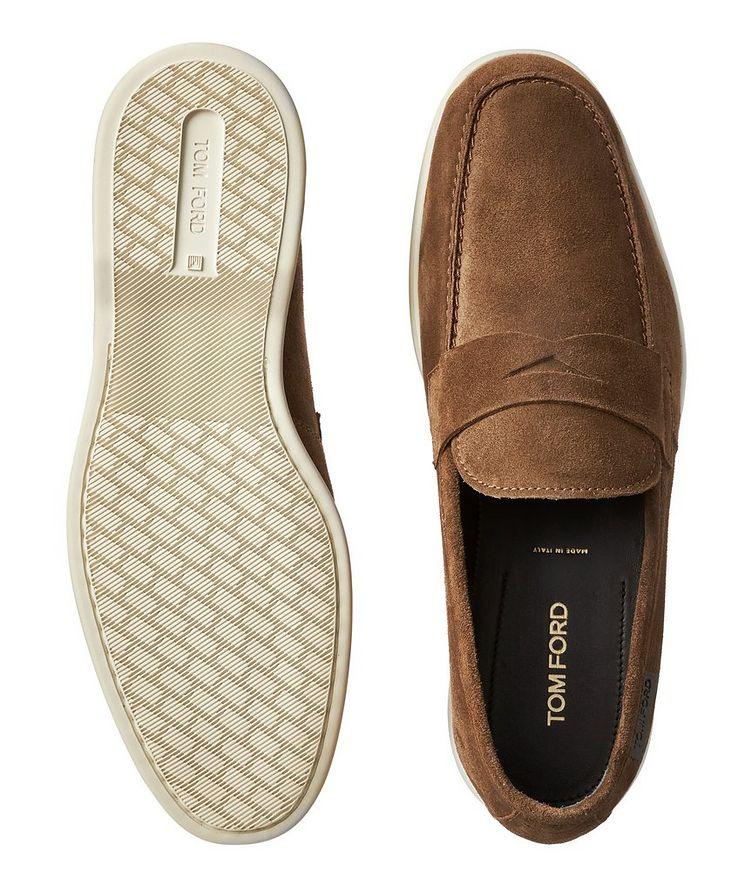 Bristol Suede Loafers image 2