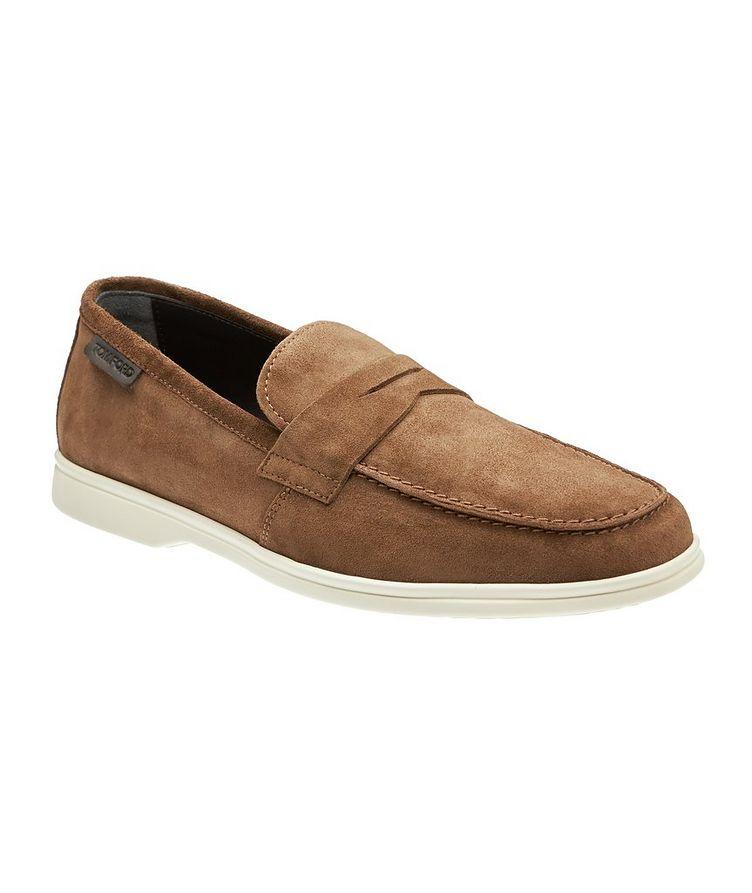 Bristol Suede Loafers image 0