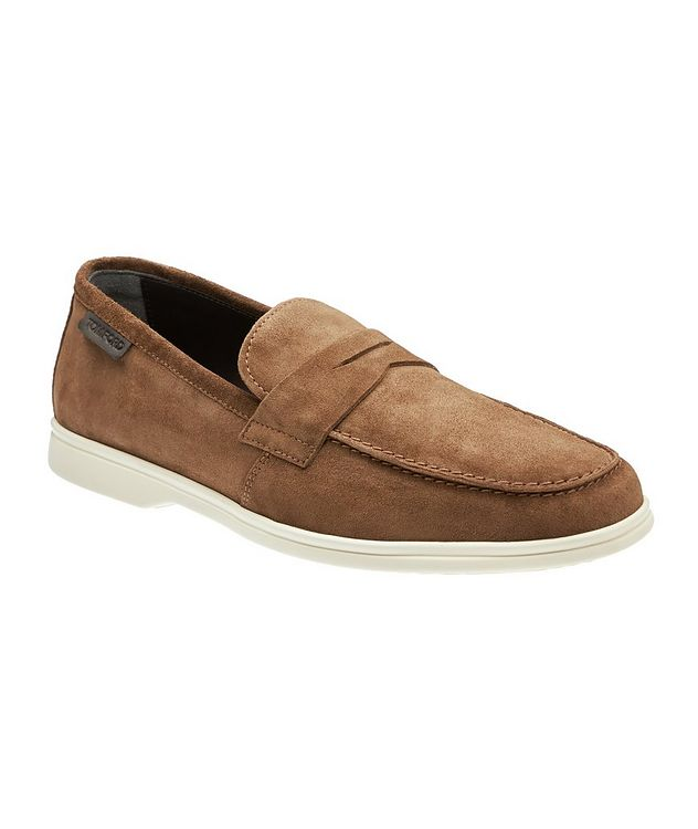 Bristol Suede Loafers picture 1