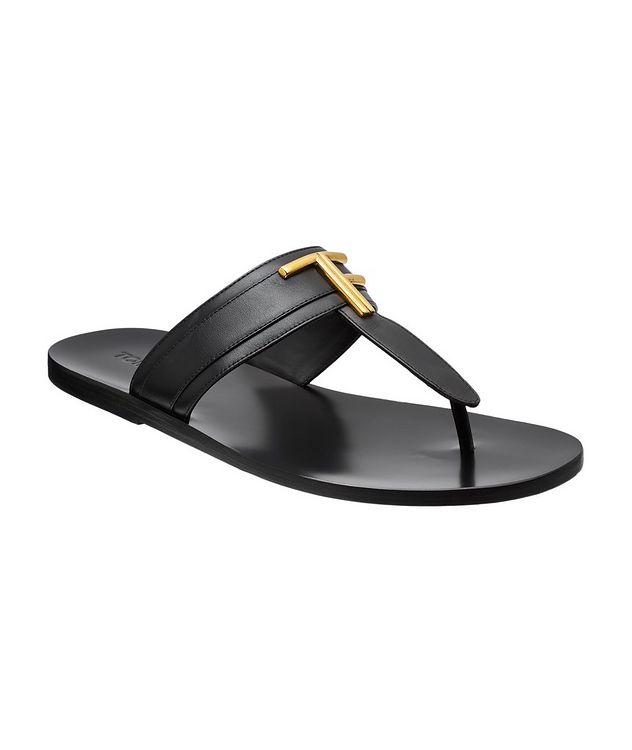 Brighton Leather Sandals picture 1