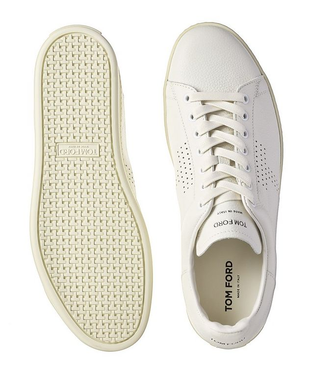 Warwick Leather Sneakers picture 3