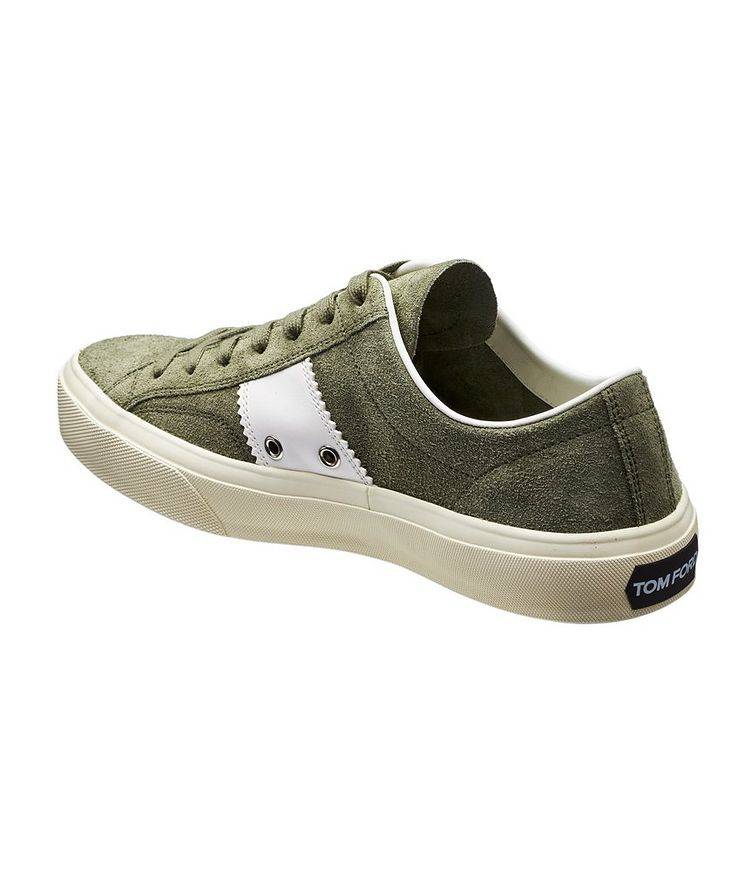 Cambridge Suede Sneakers image 1