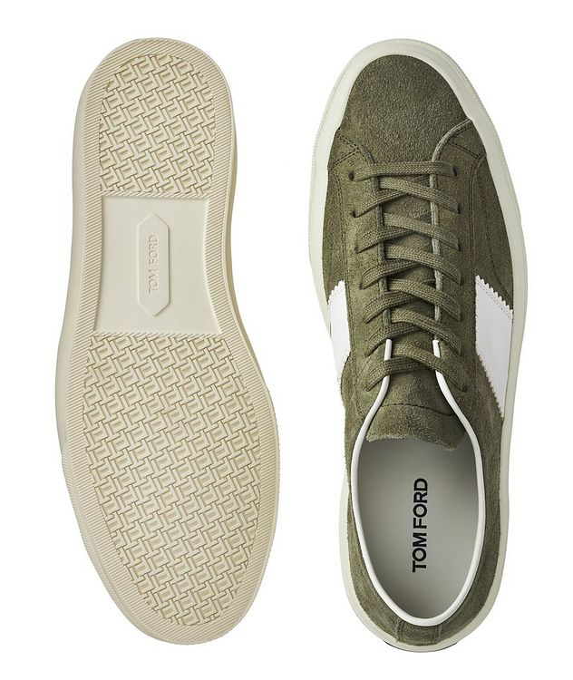 Cambridge Suede Sneakers picture 3