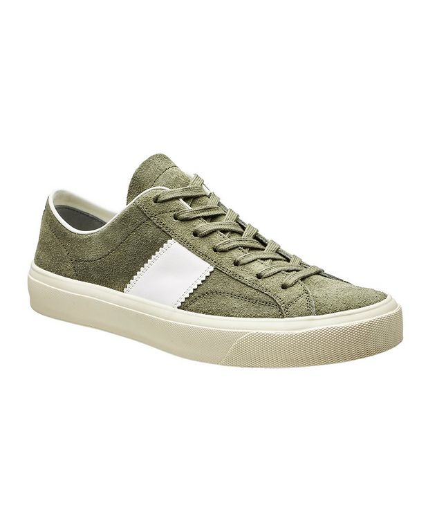 Cambridge Suede Sneakers picture 1