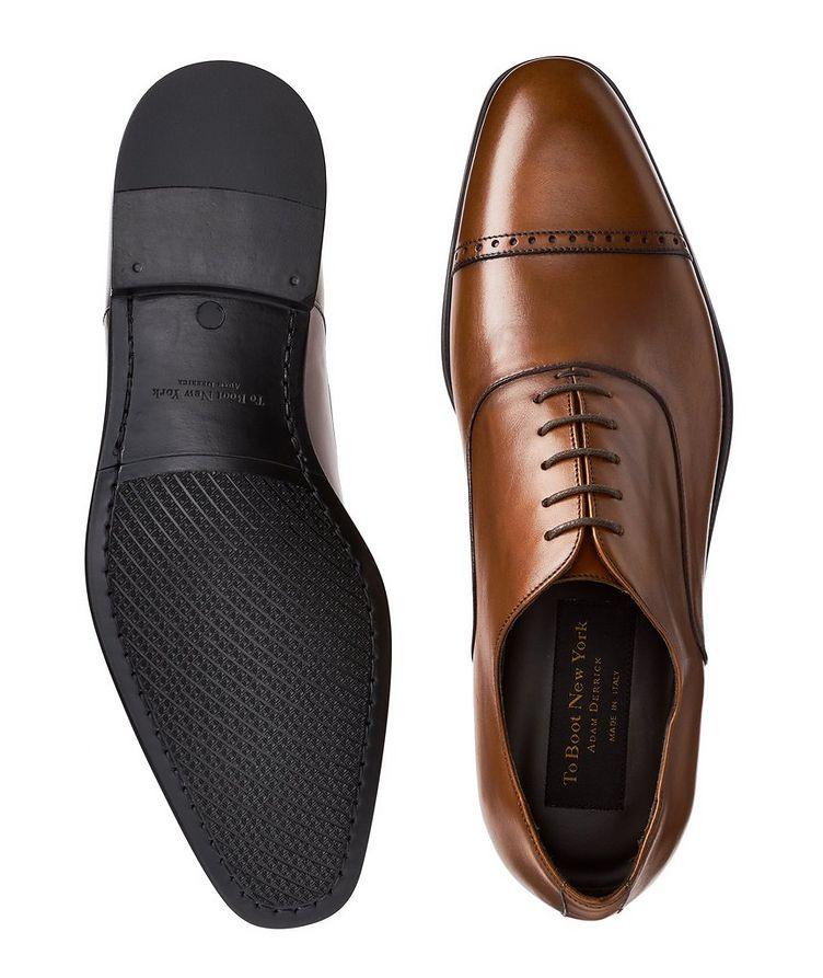 Cap-Toe Leather Oxfords image 2