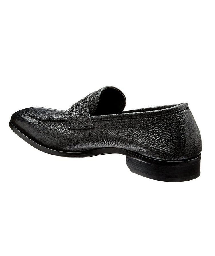 Calfskin Penny Loafers image 1