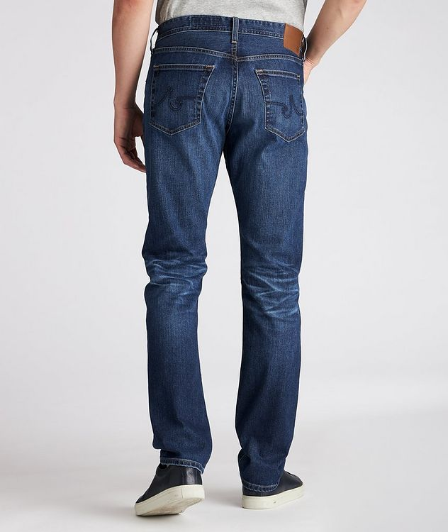 The Everett Slim Straight Jeans picture 3