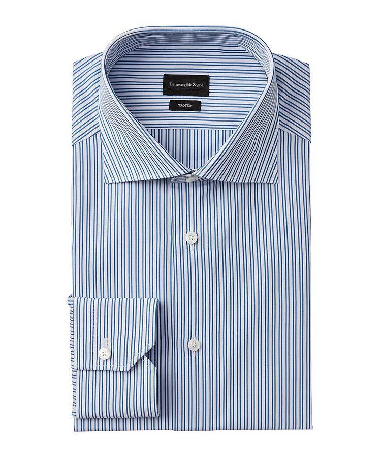 Slim-Fit Striped Trofeo Dress Shirt image 0