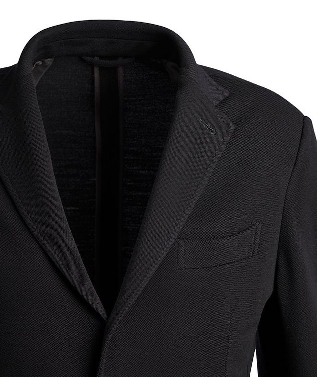 Unstructured 15MilMil15 Wool-Jersey Sports Jacket picture 2