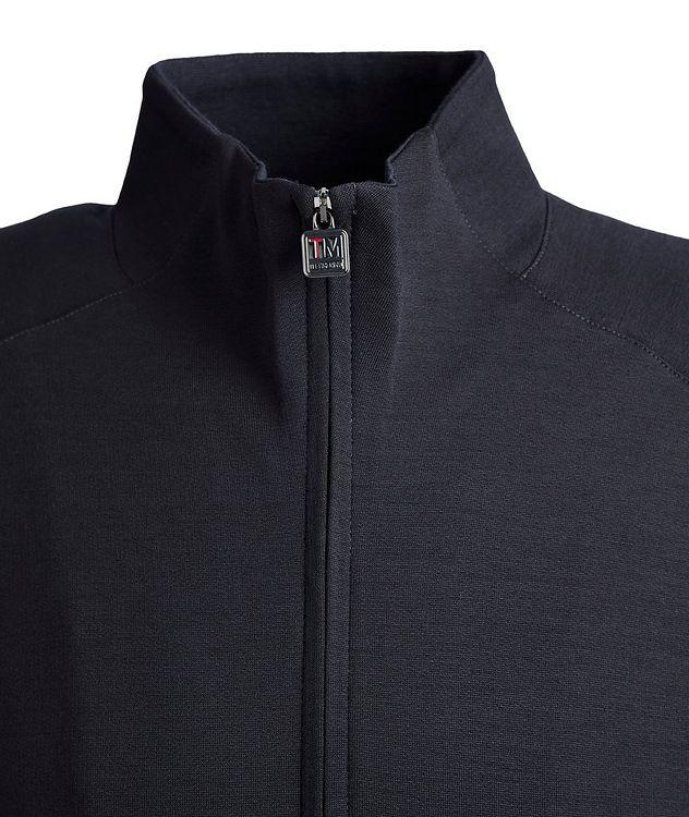 Techmerino Zip-Up Sweater picture 3