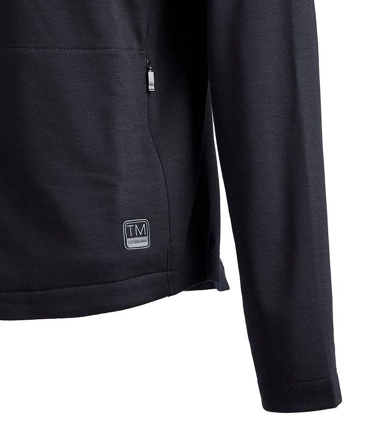Techmerino Zip-Up Sweater image 3