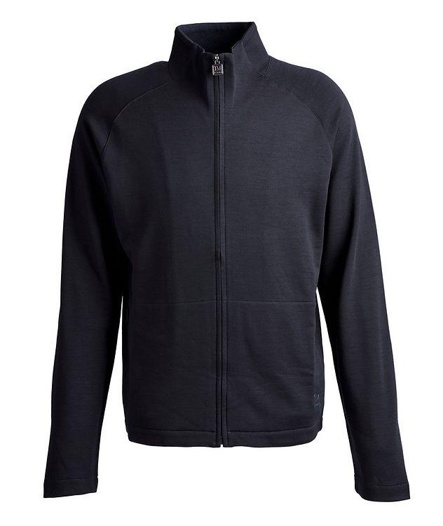 Techmerino Zip-Up Sweater picture 1