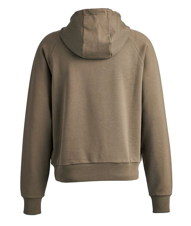 Graphic Cotton Hoodie image 1