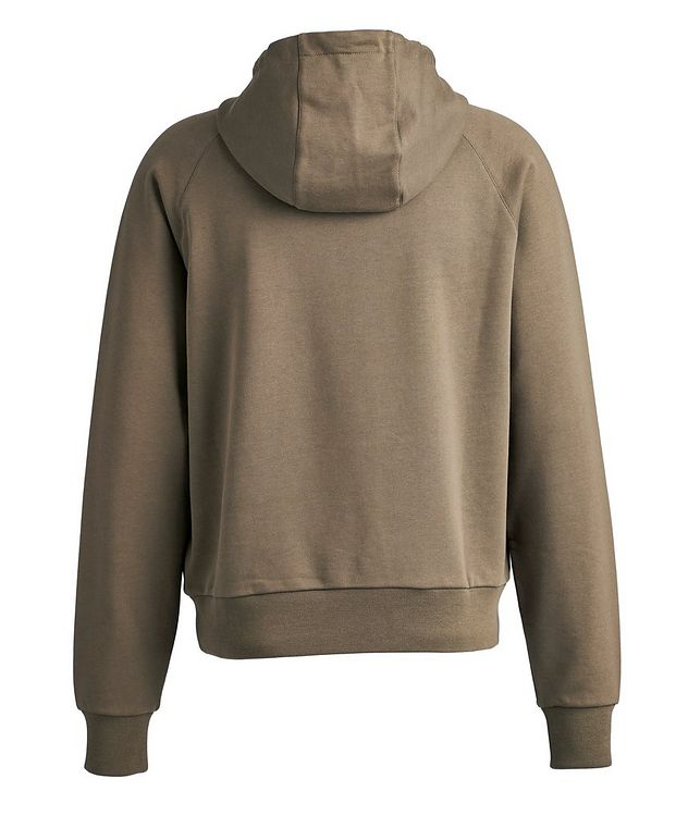 Graphic Cotton Hoodie picture 2