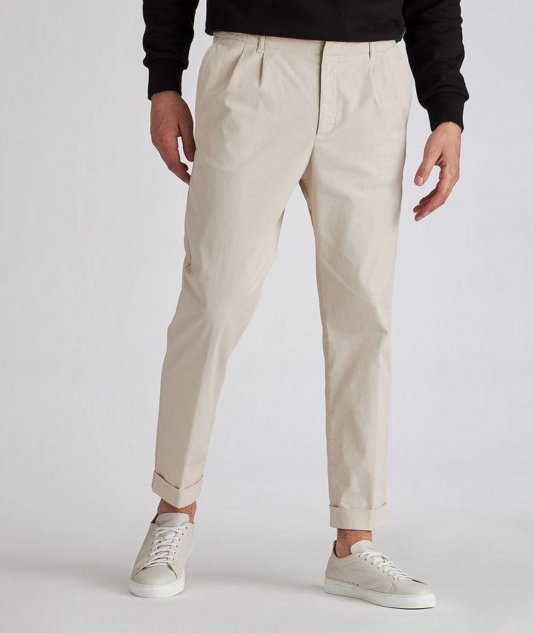 Stretch-Cotton Chinos image 1