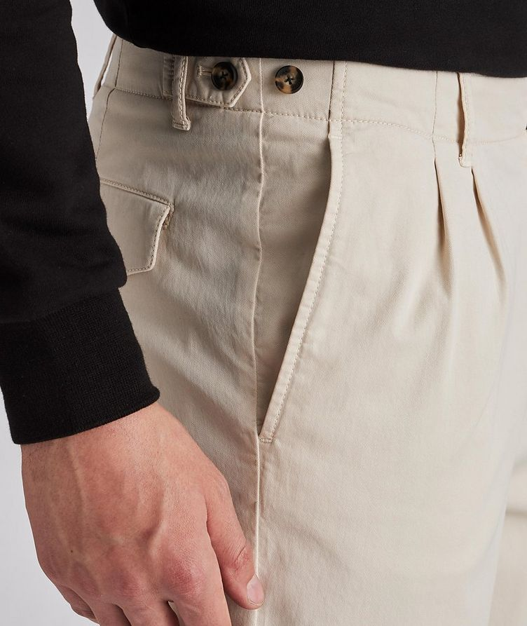 Stretch-Cotton Chinos image 3