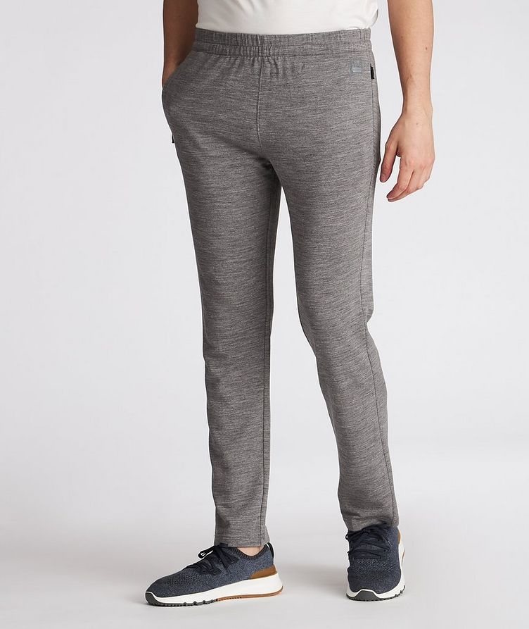 Techmerino Track Pants image 1
