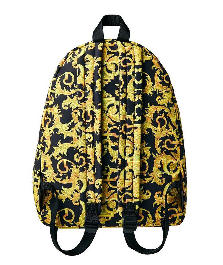 Baroque Nylon Backpack image 1