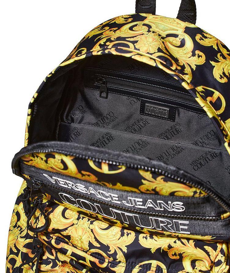 Baroque Nylon Backpack image 2