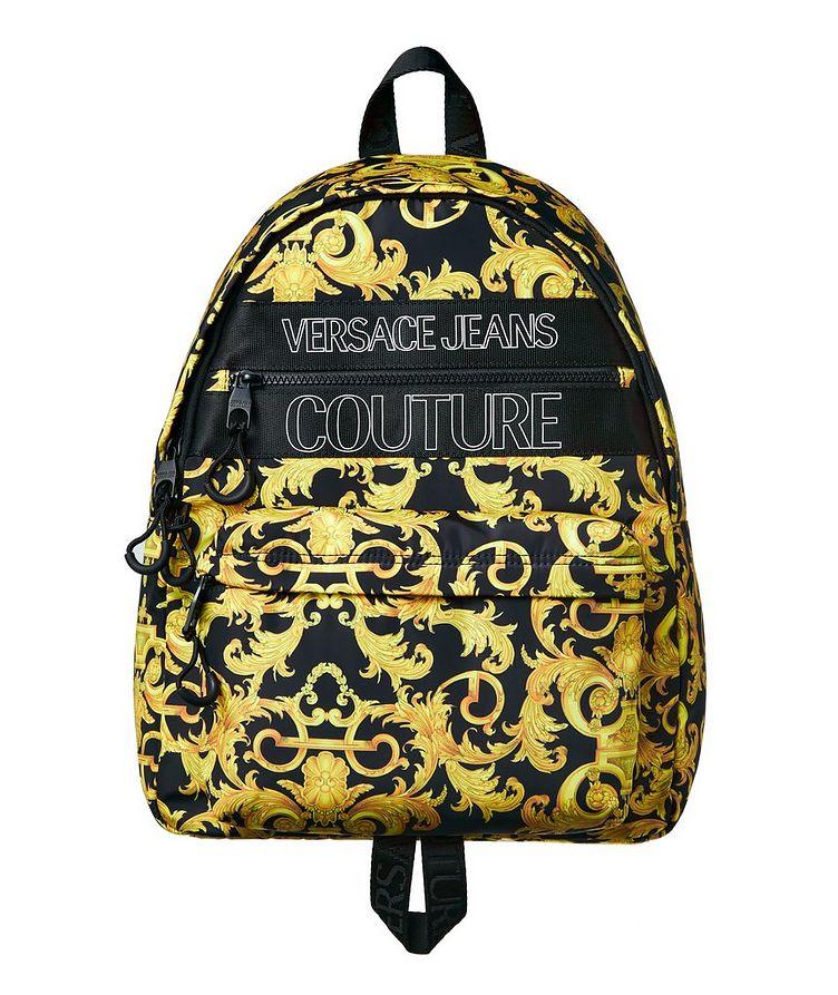 Baroque Nylon Backpack image 0